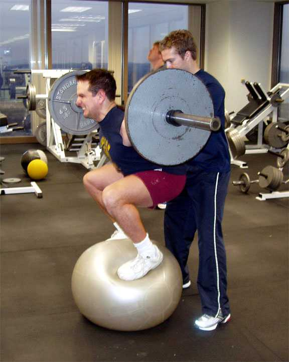 The Squat - Progressions and/or Regressions - WG-Fit